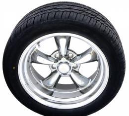 "Torq Thrust II PVD 15"" Wheels & OHTSU Tires, Mounted & Balanced Package, Ford"