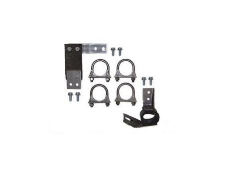 "Exhaust Hanger Kit, V8 Single  Mount Kit 2"" 1964-66"