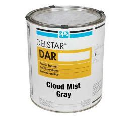 Exterior Body Paint - Acrylic Enamel - Cloud Mist Gray - Gallon - Ford