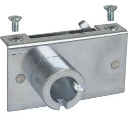 Model A Ford Rumble & Trunk Lock & Latch Mechanism - 3/4 Tall Collar