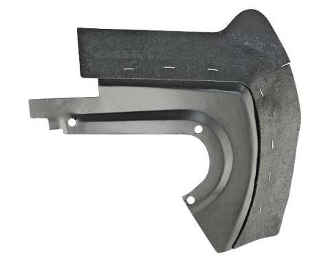 Ford Mustang Fender Splash Shield - Front - Left