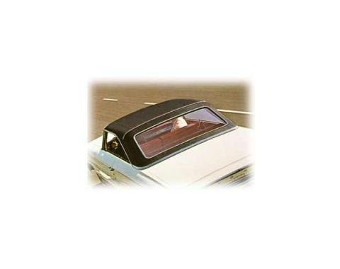 Vinyl Top, 2 Dr Fastback, Galaxie, 1963-1964