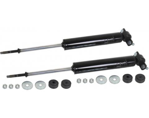 Front Shock Absorber - Gas-Charged - Cure-Ride