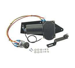 Windshield Wiper Motor Kit - Ford Woodie Station Wagon Only