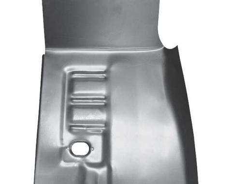 Ford Mustang Floor Pan - Short - Left Front - 18 Long X 23 Wide