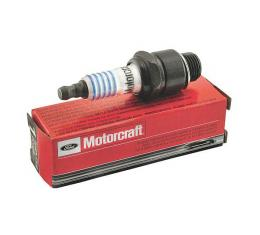 Spark Plug - Motorcraft - 14mm - Replacement Type - 6 Cylinder - Ford