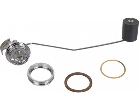 Model A Ford Gas Gauge Assembly Kit - Complete