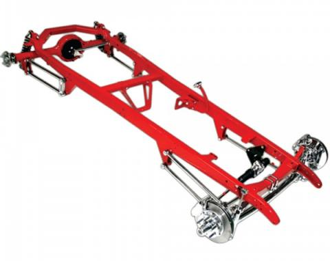 TCI Complete Chassis, Dropped Axle, Plain Package, 1928-1931 Model A