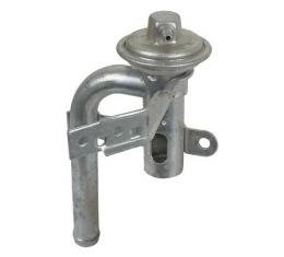 Heater Hot Water Control Valve - Vacuum-operated - Mercury