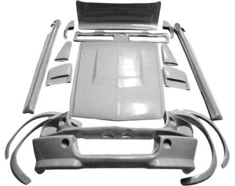 Mustang Eleanor Fastback Body Kit, 1967-1968