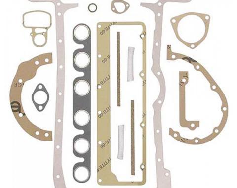 Engine Gasket Set - No Head Gasket - 4 Cylinder Ford Model B