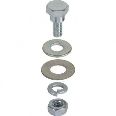 Trunk Lid Support Arm Bolt Set - Ford Coupe, Can Be Used OnRoadster & Cabriolet - 5 Pieces