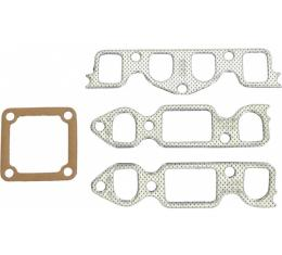 Intake & Exhaust Manifold Gasket Set - Ford 226 6 Cylinder Only