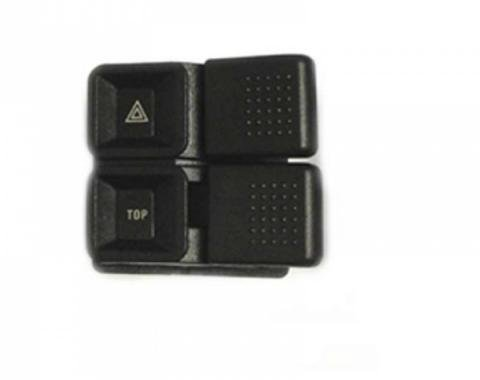Ford Mustang - Mustang  Hazard Light And Convertible Top Switch, 1987-1993