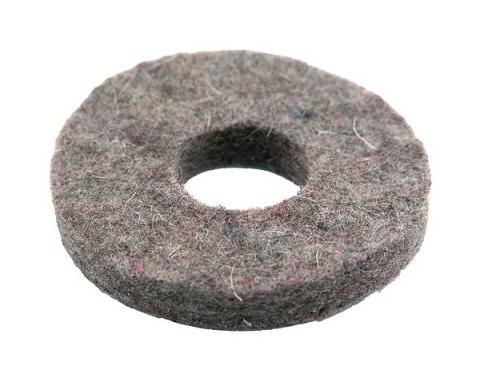 Model T Ford Rear Axle Outer Roller Bearing Washer - Felt