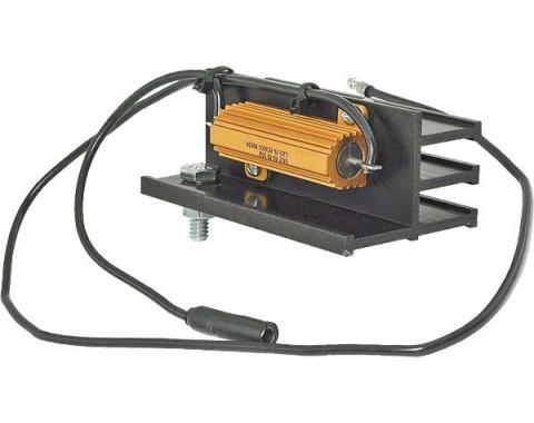 Model A Ford Horn Voltage Reducer - USA Made - Restores Original Ah-Ooga-Ah Sound