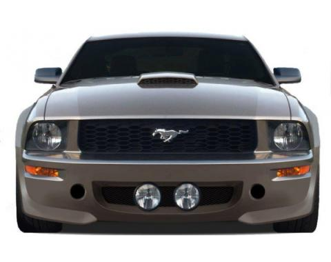Ford Mustang Eleanor Style 1 Pc Poly Front Bumper 2005-09