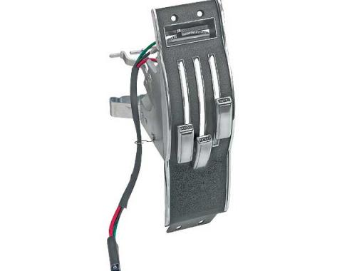 Ford Mustang Heater Control Assembly