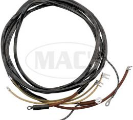 Power Window Wire - Left Rear - 116 - Mercury 4 Door Sedan