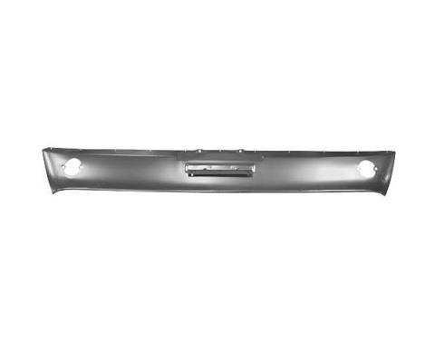 Ford Mustang Lower Rear Valance - No Dual Exhaust Cutouts
