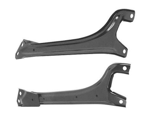 Ford Mustang Firewall To Shock Tower Braces