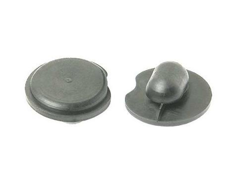 Grille Bumper Kit - Rubber - 12 Pieces - Ford Passenger