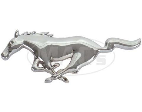 Daniel Carpenter Ford Mustang Grille Ornament - Pony Only - Reproduction C8ZZ-8224