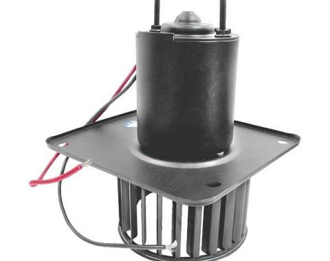 Ford Mustang Heater Blower Motor - 3 Speed - From 4-1-1965