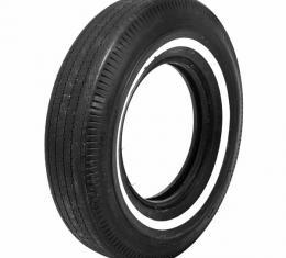 Tire - 750 X 14 - 1 Whitewall - Tubeless - BF Goodrich