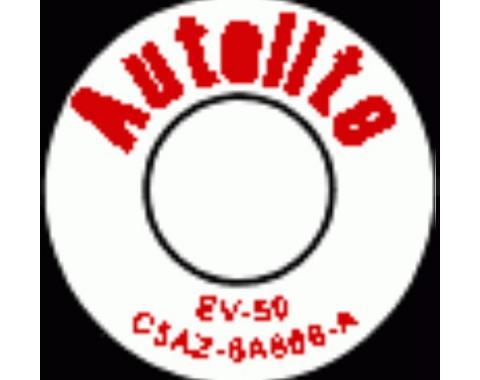 PCV Plastic Ring - 260 & 289 V8 - Falcon