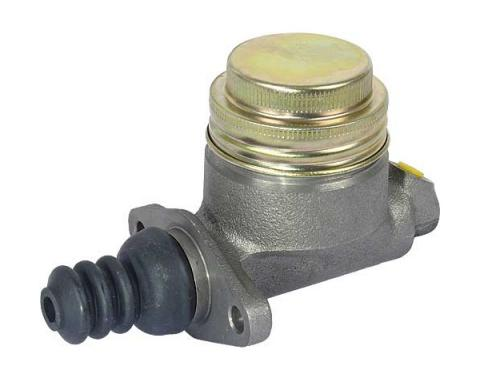 Ford Pickup Truck Master Cylinder - 1-1/8 Bore - Without Power Brakes - 2-Wheel Drive - F250