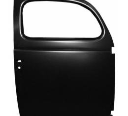 Door Shell - Right - Painted Black - Coupe