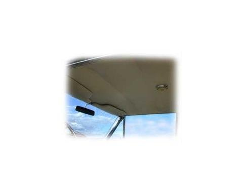Distinctive Industries 1967-68 Galaxie Fastback Headliner 105150
