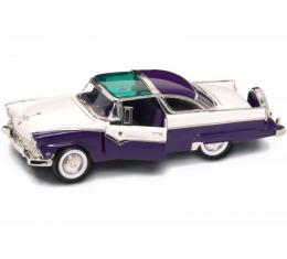 1955 Ford Crown Victoria (purple)