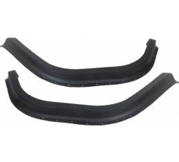Fender Flares, 1966-1977 Bronco, Front, Paintable