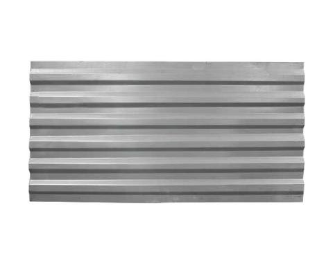Ford Pickup Truck Metal Bed Floor Section - Approximately 16 X 48
