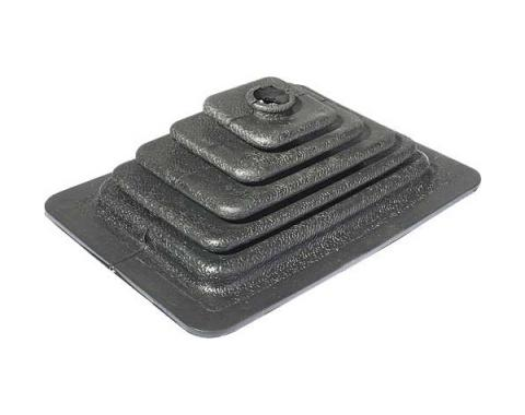 Ford Mustang Manual Transmission Shift Boot - V-8 With 3 Or4 Speed