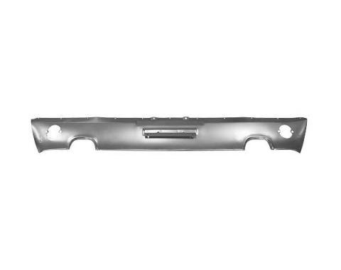 Ford Mustang Lower Rear Valance - With Dual Exhaust Cutouts