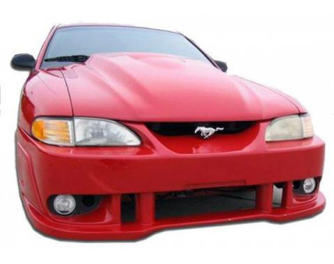 Ford Mustang Spy 2 Style 4 Pc Poly Full Body Kit 1994-98
