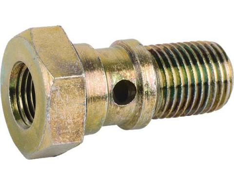 Master Cylinder Outlet Fitting Bolt - Length 1.41 - Ford Passenger