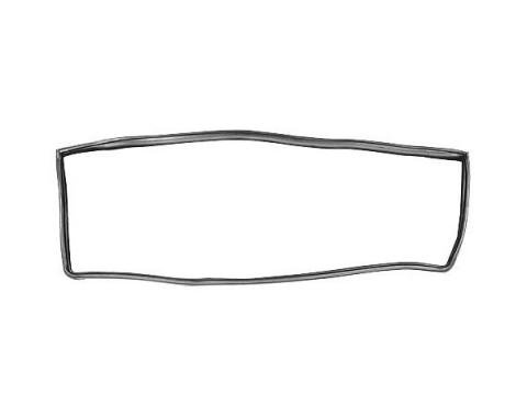 Ford Mustang Rear Window Seal - Rubber - Coupe