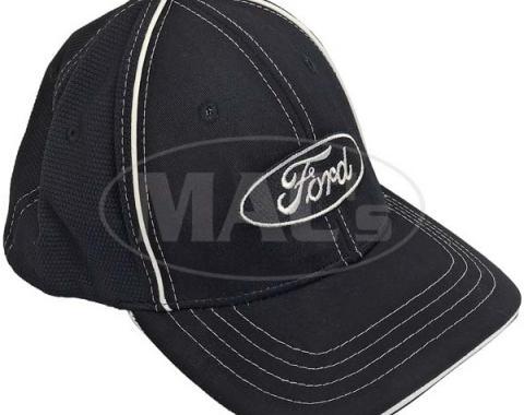 Hat, Ford Oval Logo, Flex Fit