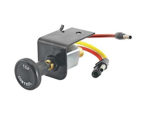 Daniel Carpenter Ford Mustang Convertible Power Top Control Switch C8ZZ-15668