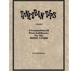 Tinkerin' Tips Volume Two - 97 Pages - 105 Illustrations