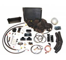 Mustang Perfect Fit Elite Air Conditioning System, For Non-Factory Air, Classic Auto Air, 1971-1973