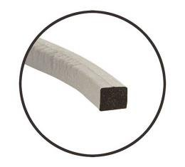 Air Cleaner Top Cover Foam Seal - Glues To Air Cleaner Base- 6 Cylinder