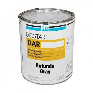 Exterior Body Paint - Acrylic Enamel - Rotunda Gray - Gallon - Ford