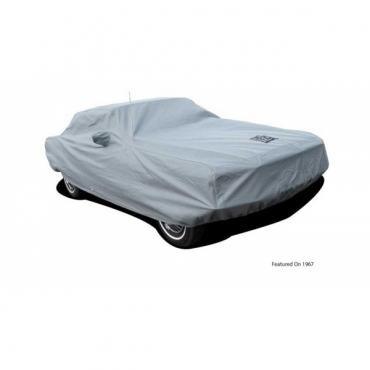 Ford Mustang - Maxtech Indoor-Outdoor Car Cover, Coupe & Convertible, 1965-1968