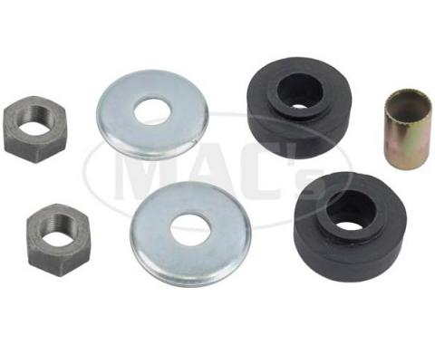 Strut Rod Bushing Kit - Use With 11/16-18 Threaded Strut -7 Pieces - From 10-15-61 - Falcon