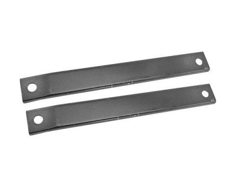 Ford Mustang Lower Front Valance To Fender Braces